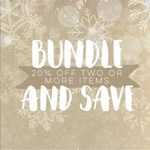 🍁20% OFF 2 OR MORE ITEMS IN A BUNDLE + OFFER🍁